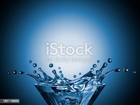 istock Cocktail Splash 185119693
