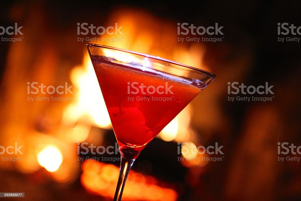 Cocktail Time stock photo