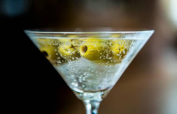 Cocktail aux Olives Art - Photo