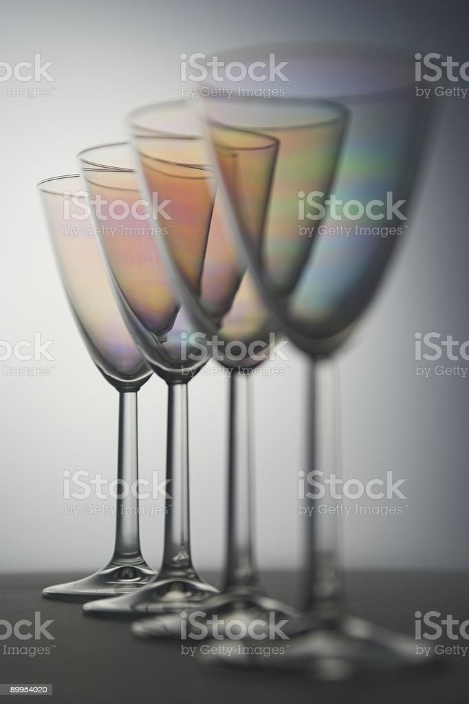 Cocktailglass royalty-free stock photo