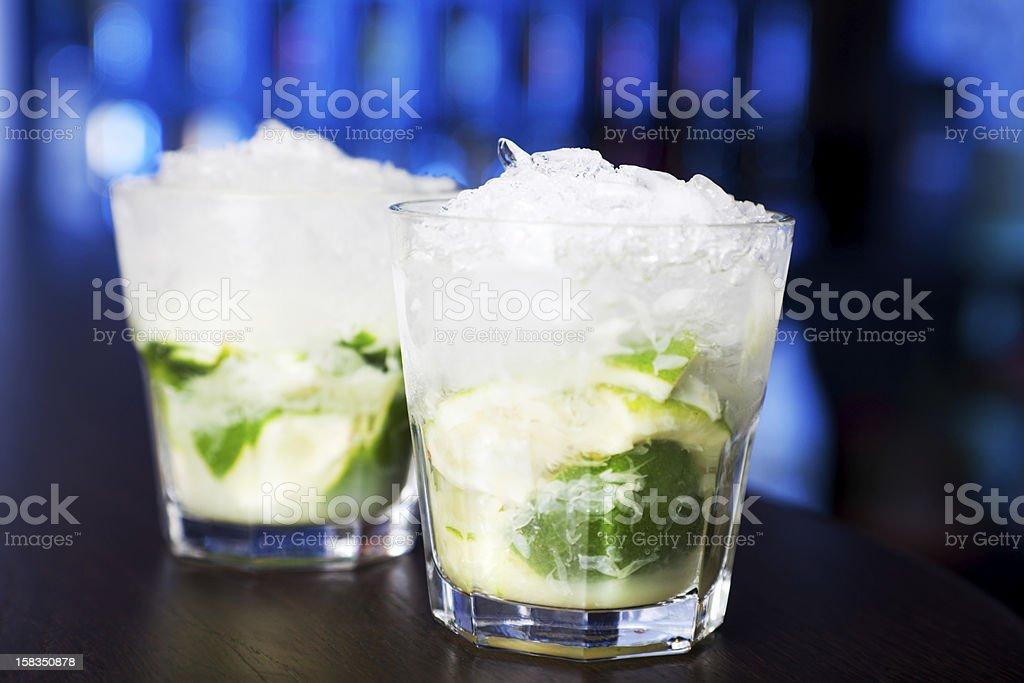 Cocktails Collection - Caipirinha royalty-free stock photo