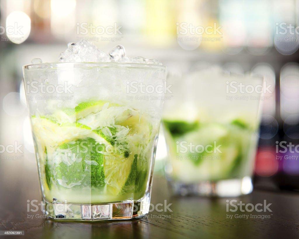 Cocktails Collection-Caipirinha - Photo