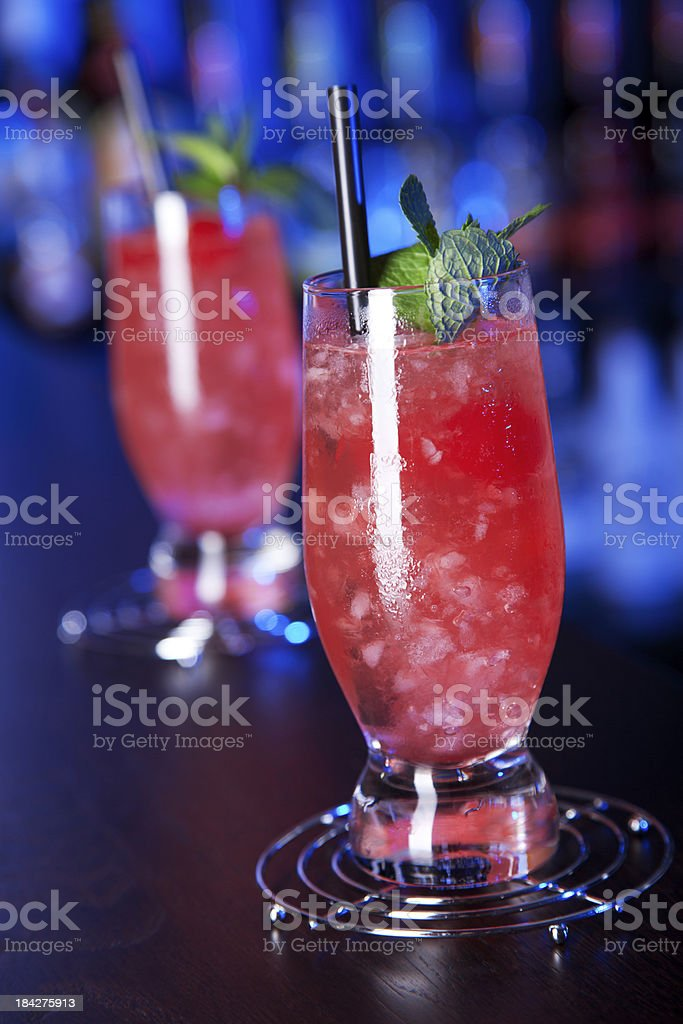 Cocktails Collection Eclipse royalty-free stock photo