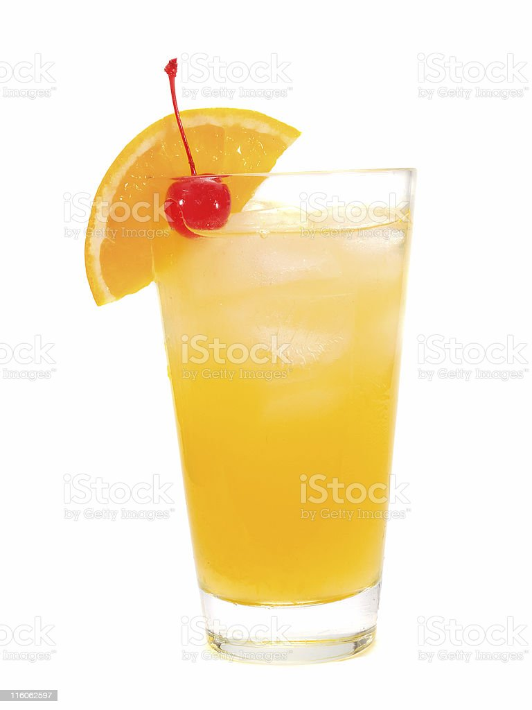 Cocktails Collection-Harvey Wallbanger - Photo