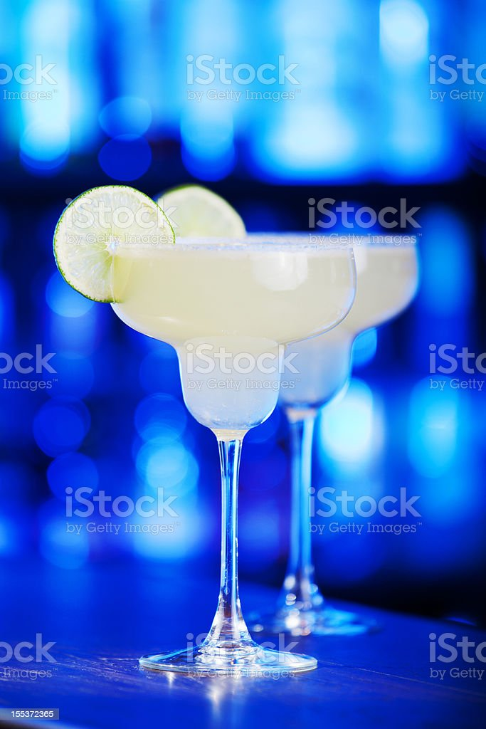 Cocktails Collection - Margarita royalty-free stock photo