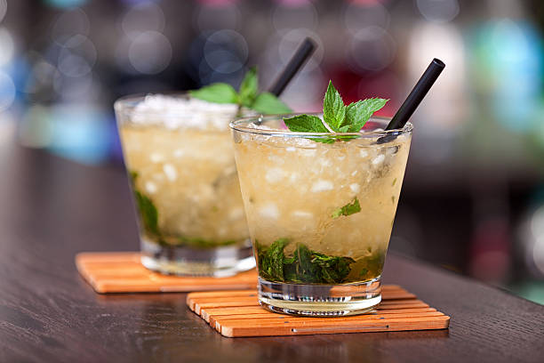 Cocktail collection – Mint Julep – Foto