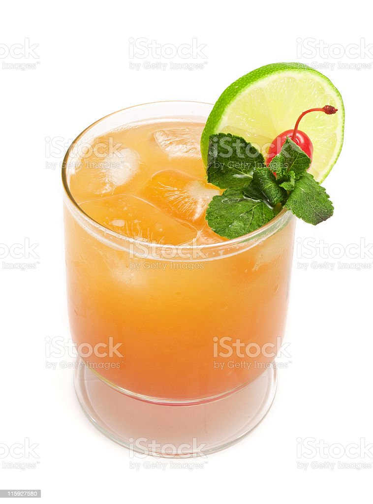 Cocktails Collection - Operation Recoverer royalty-free stock photo