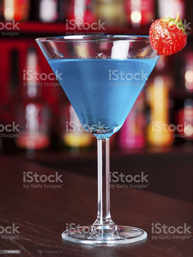 Cocktails Collection - Rusian Night royalty-free stock photo