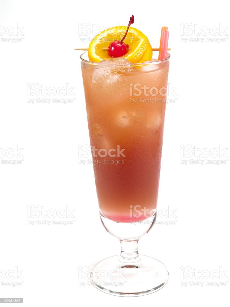 Cocktails Collection - Sex On The Beach stock photo