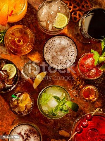 istock Cocktails 504701786