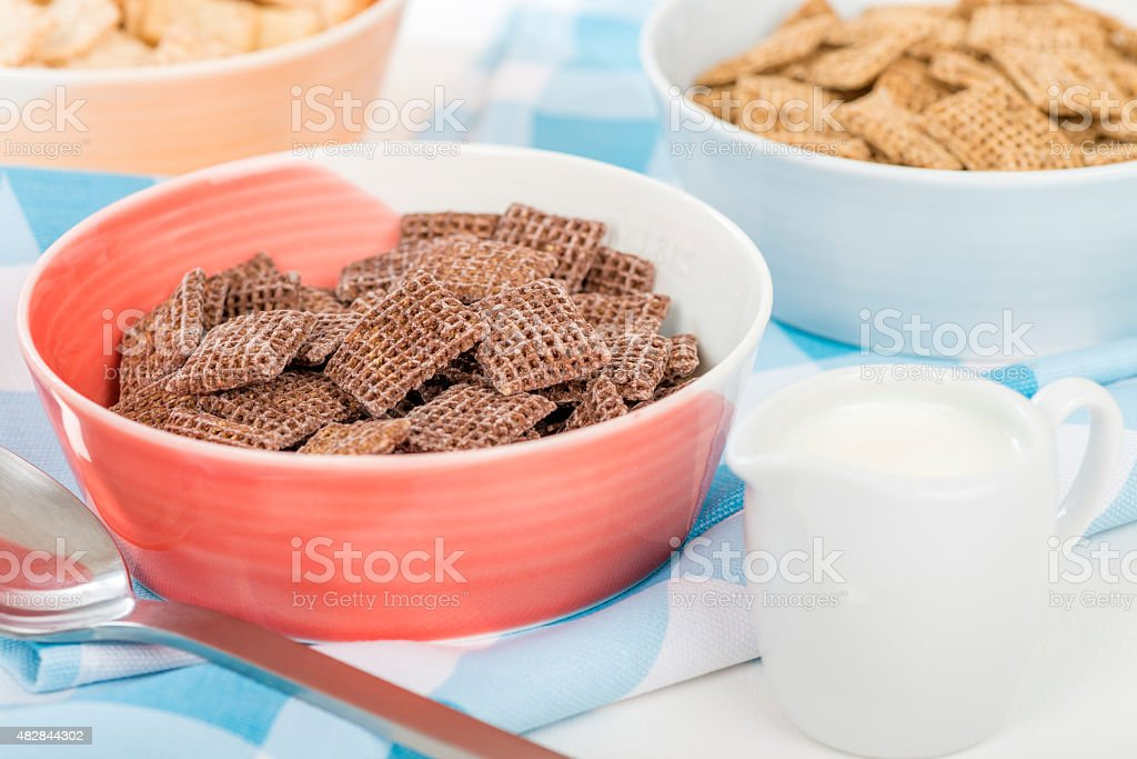 Coco Shreddies Cereal stock photo