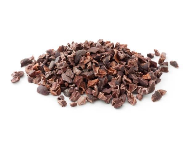 kakao nibs - stålpenna bildbanksfoton och bilder