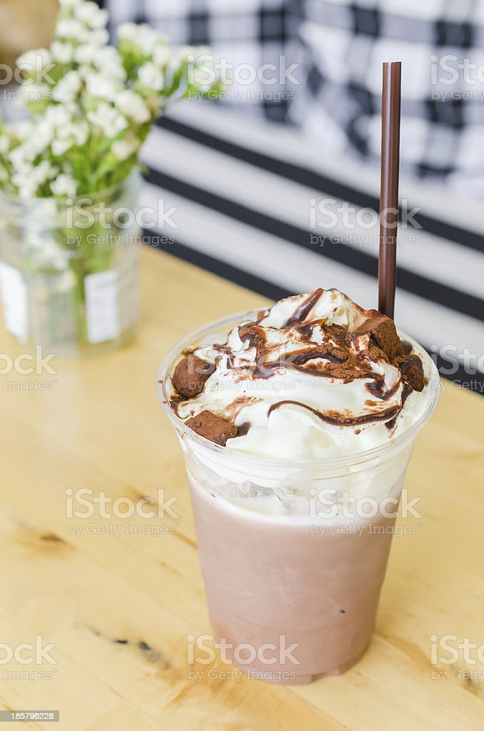Cocoa royalty-free stock photo