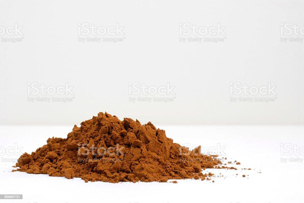 Cocoa foto de stock libre de derechos