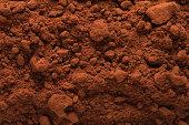 istock Cocoa Powder Background 183893553