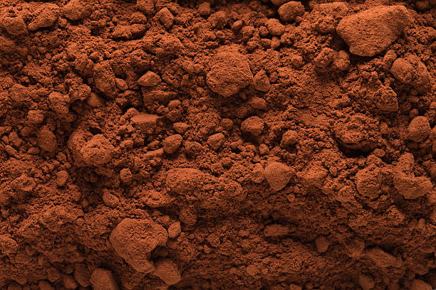 Cocoa Powder Background Cocoa powder background.Related chocolate pictures: cacao fruit stock pictures, royalty-free photos & images