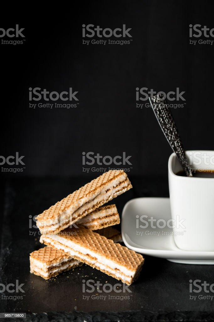 Coconut biscuits - Royalty-free Baked Stock Photo