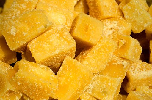 Kokosnoot Bloem Suiker Stockfoto en meer beelden van Afvallen