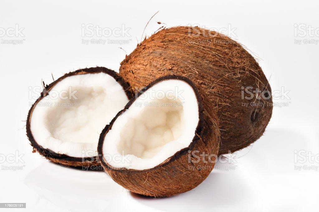 Coconut fruit royalty-free stock photo