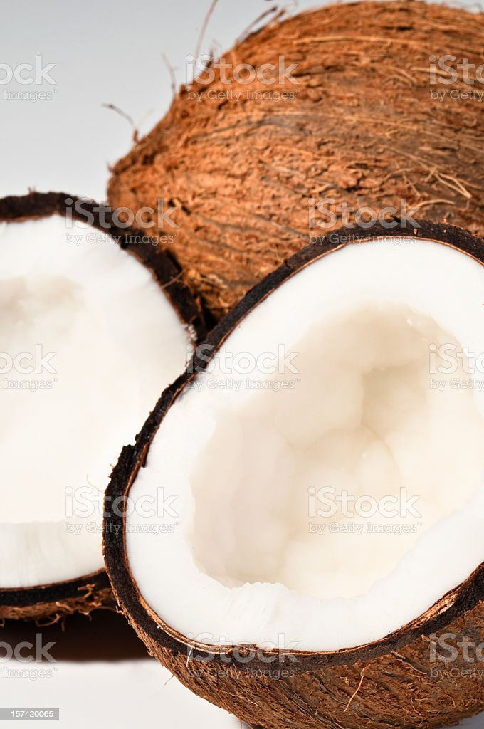 Coconut royalty-free stock photo