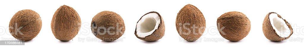 Orzechy kokosowe – zdjęcie