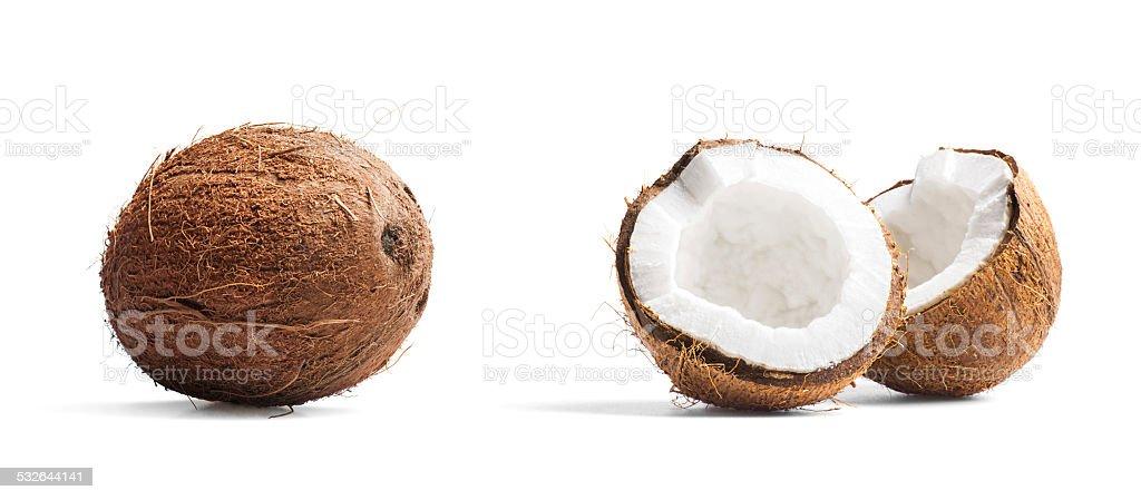 Noci di cocco - Foto stock royalty-free di 2015