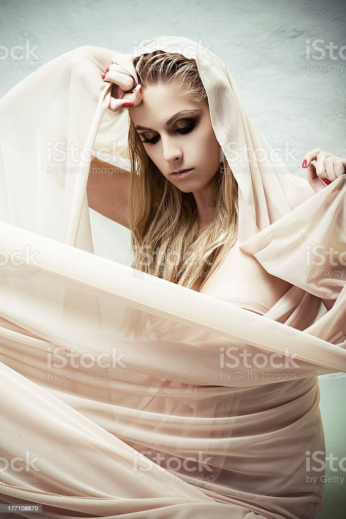 Cocoon royalty-free stock photo