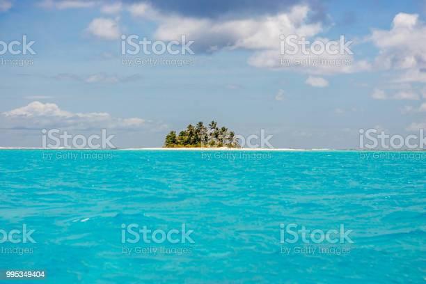 Cocos Keeling Islands Australia Remote Islet Stock Photo - Download Image Now