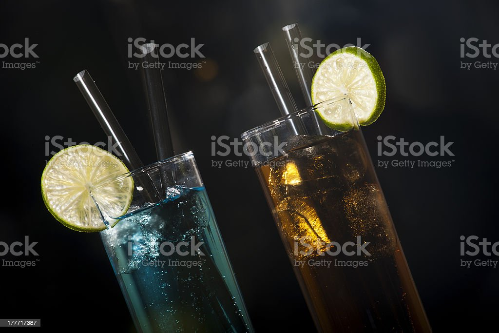coctail stock photo