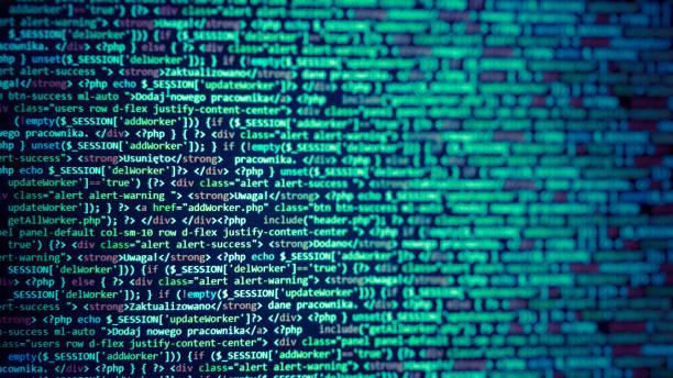 code, html, php web-programmierung quellcode. - html stock-fotos und bilder