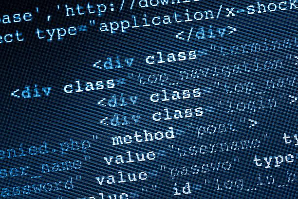 html-code - html stock-fotos und bilder