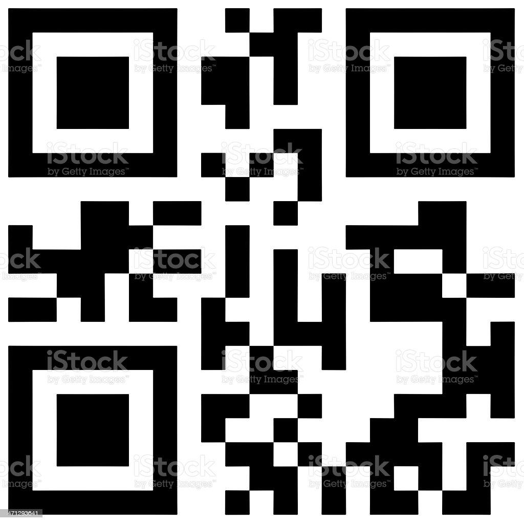 BBM Code stock photo