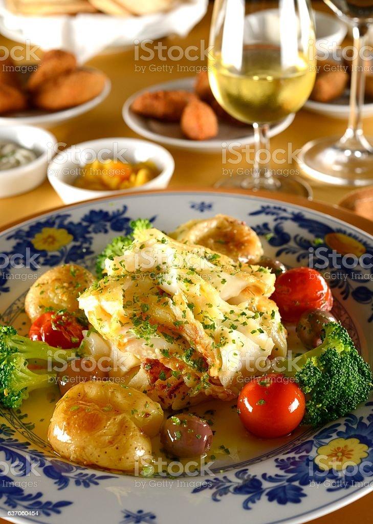 Codfifish - foto de stock