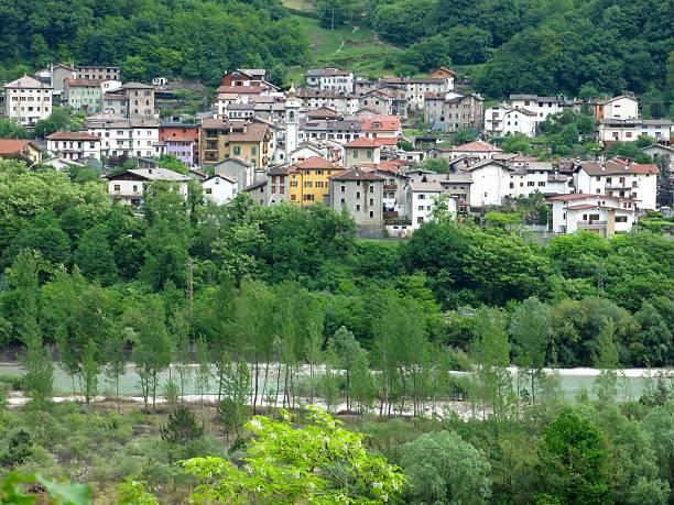 Codissago Village Town Italien – Foto
