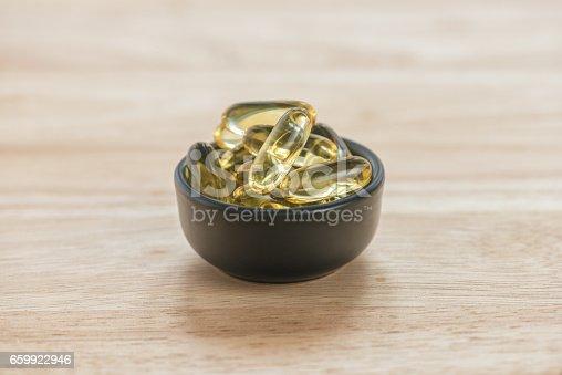istock Cod-liver oil 659922946