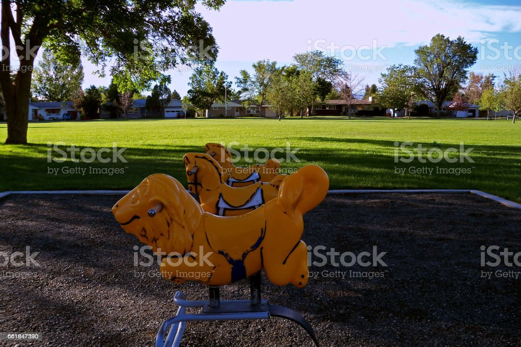 cody, wyoming, USA stock photo