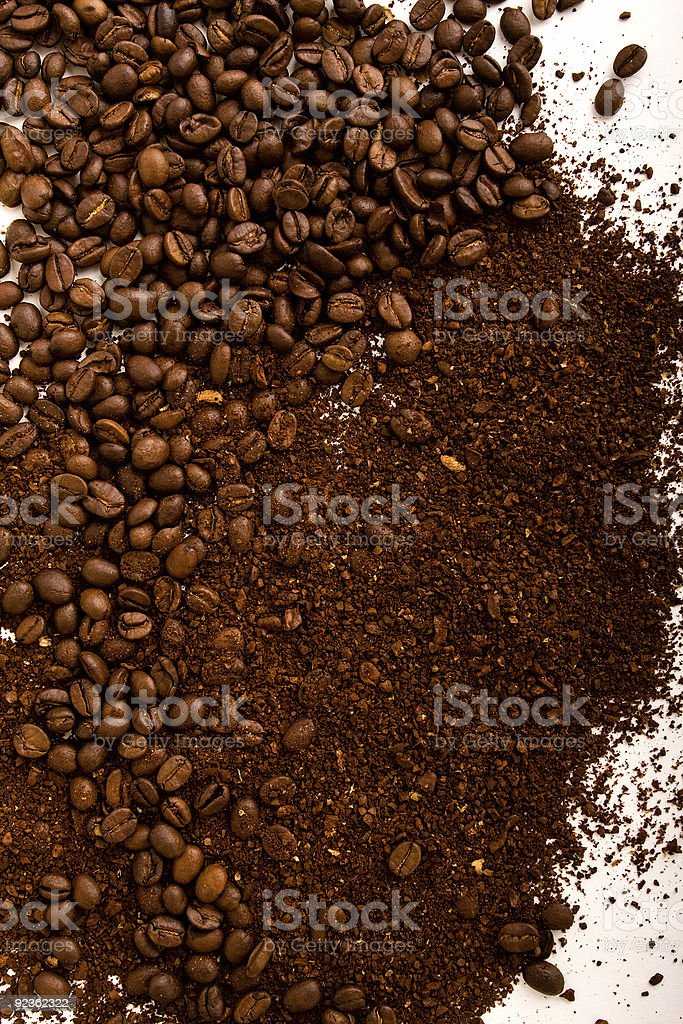 cofee background royalty-free stock photo