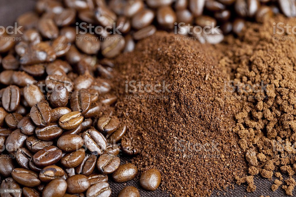 Cofee royalty-free stock photo