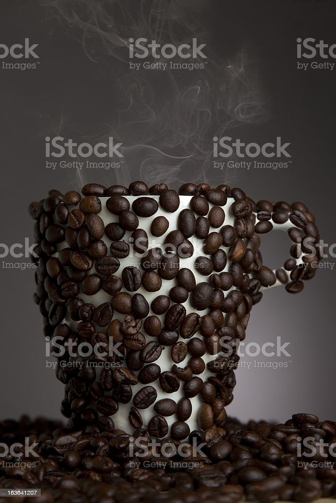Cofee time royalty-free stock photo