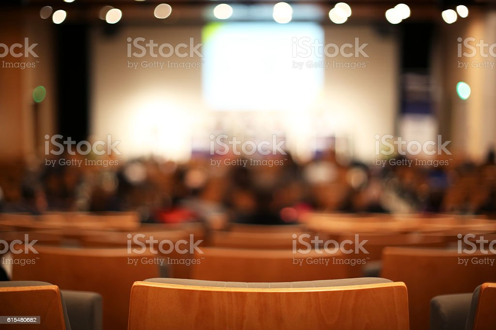 Coference room stock photo