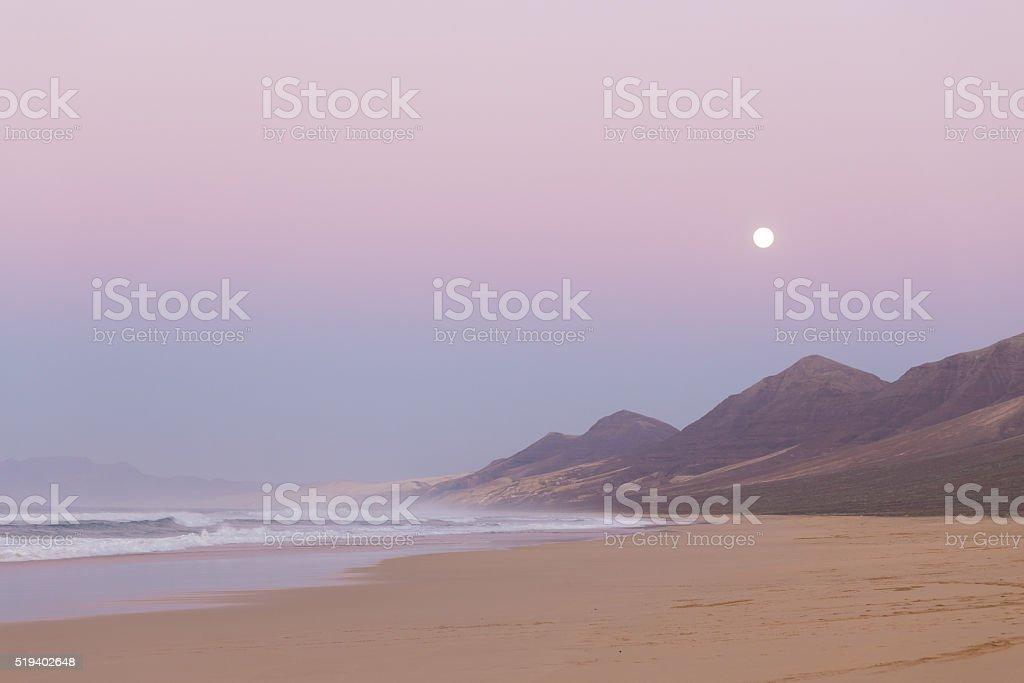 Cofete Strand, Fuerteventura, Kanarische Inseln, Spanien – Foto