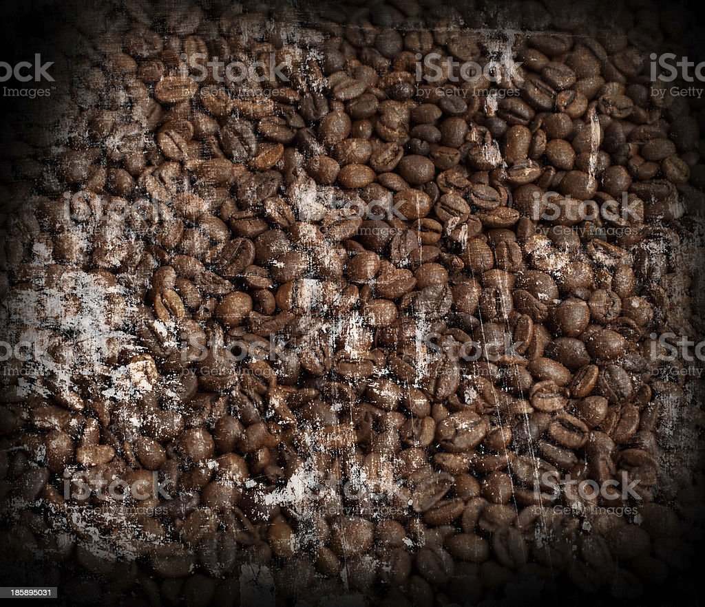 Coffe background royalty-free stock photo