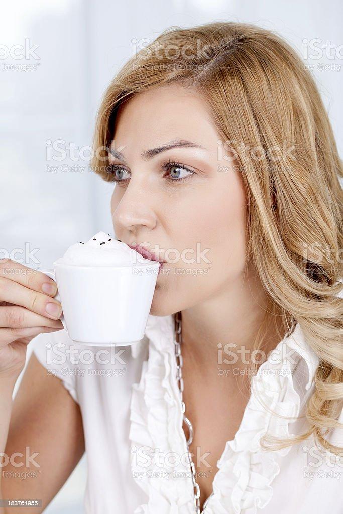 coffe break royalty-free stock photo