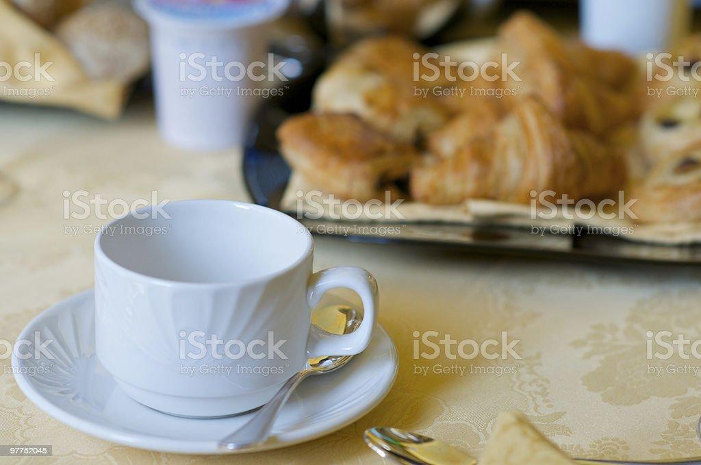 Tazza di caffè - foto stock