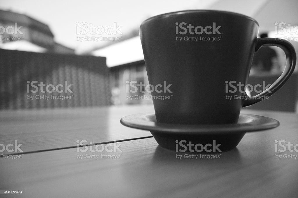 Kaffee Tasse Lizenzfreies stock-foto