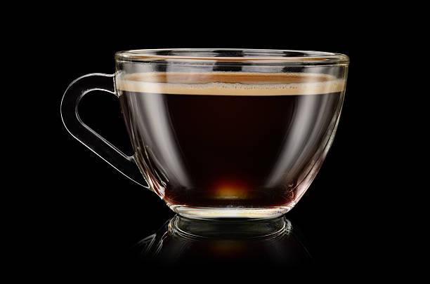 Coffee americano stock photo