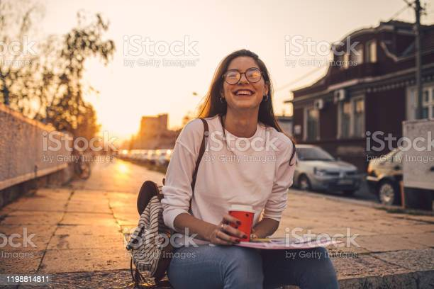 Coffee And Books Is What Makes A Student Whole Stock Photo - Download Image Now