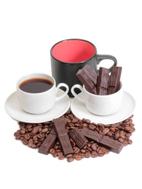 Coffee and chocolate – zdjęcie