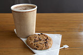istock Coffee and Cookie 624946032