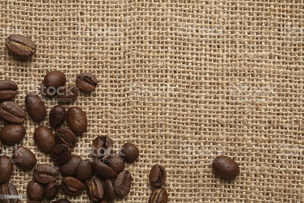 Coffee Background royalty-free stock photo